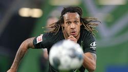 War Ende Juli kurz vor dem Trainingsauftakt des VfL Wolfsburg positiv auf das Coronavirus getestet worden: Kevin Mbabu