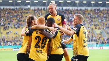 Dynamo Dresden geht als Favorit in die neue Saison der 3. Liga