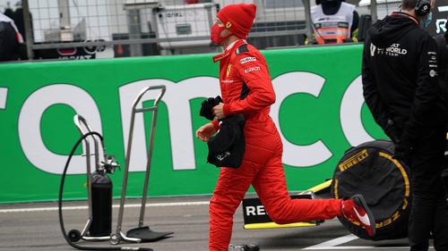 Sebastian Vettel würde den Freitag in der Formel 1 behalten