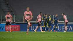 Neuerlicher Rückschlag für Juventus