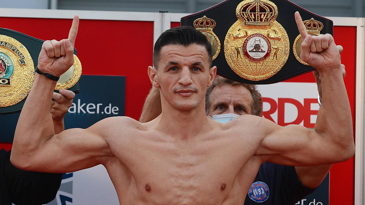 Robin Krasniqi ist neuer Weltmeister