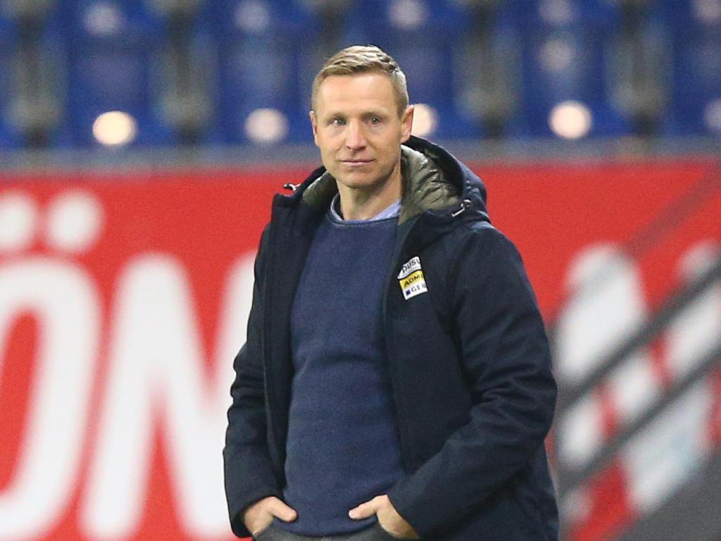 SKN-Coach Robert Ibertsberger möchte im Ländle Punkte einfahren