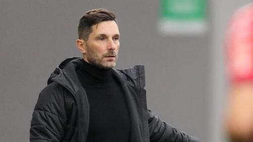 Trainer Stefan Leitl hat seinen Vertrag bei Greuther Fürth bis 2023 verlängert