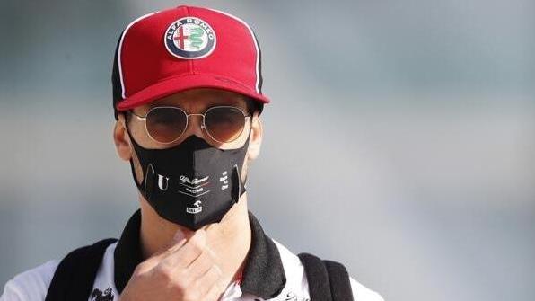 Antonio Giovinazzi absolviert 2021 seine dritte Saison bei Alfa Romeo
