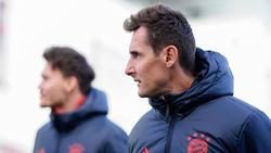 Arbeitet als Assistenztrainer beim FC Bayern: Miroslav Klose