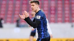 Krzysztof Piatek hatte nie die Absicht, Hertha BSC zu verlassen