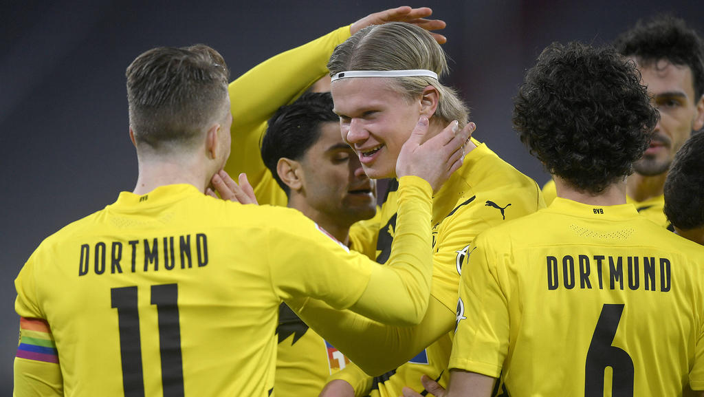 Der BVB peilt das Viertelfinale der Champions League an