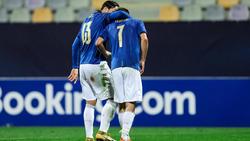 Italiens U21 steht im Viertelfinale der U21-EM