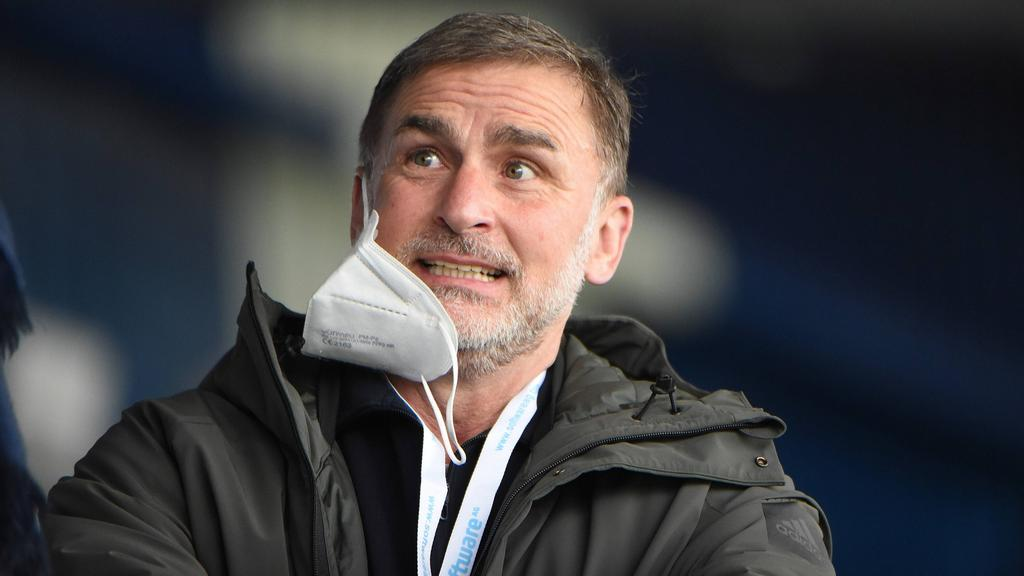 Hat bisher mit den DFB-Verantwortlichen nicht über den Bundestrainer-Job gesprochen: Stefan Kuntz