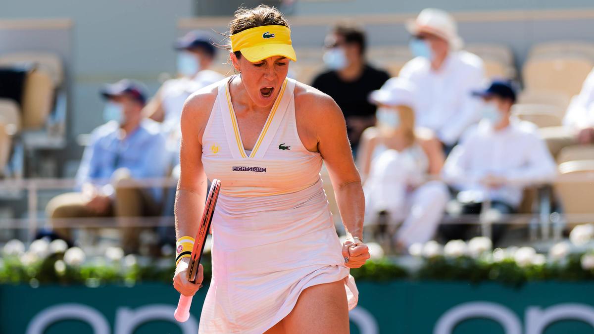 Pavlyuchenkova steht im Endspiel in Paris
