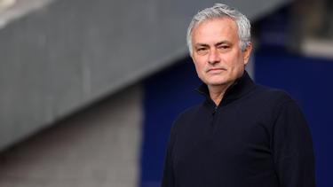 Sieht England als großen Favoriten gegen die Ukraine: José Mourinho