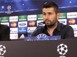 Austria-Trainer Nenad Bjelica macht vor der Premiere in der Champions League Gruppenphase gegen den FC Porto keinen Hehl aus der krassen Außenseiterrolle seiner Veilchen.