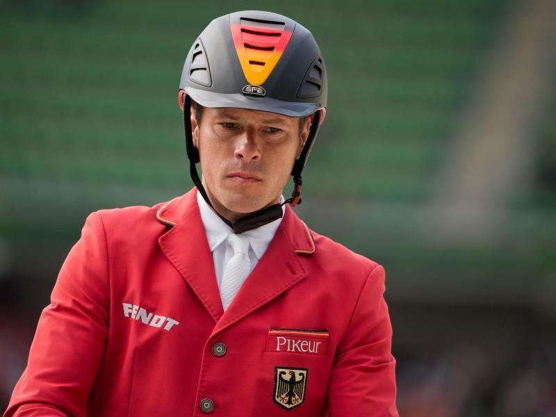 Christian Ahlmann verpasste den Sieg. Foto: Rolf Vennenbernd