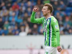 Maximilian Arnold, determinante para el Wolfsburgo. (Foto: ProShots)
