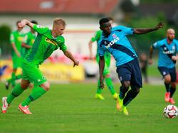 Testspiel: Gladbach - Stoke 1:1