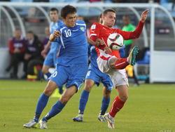 Usbekistan beendet Österreichs WM-Abenteuer