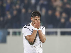 Eduard Löwen und die U21-Auswahl kamen im Kosovo nicht über ein Remis hinaus