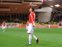 Stevan Jovetic hizo uno de los dos tantos de su equipo. (Foto: Imago)
