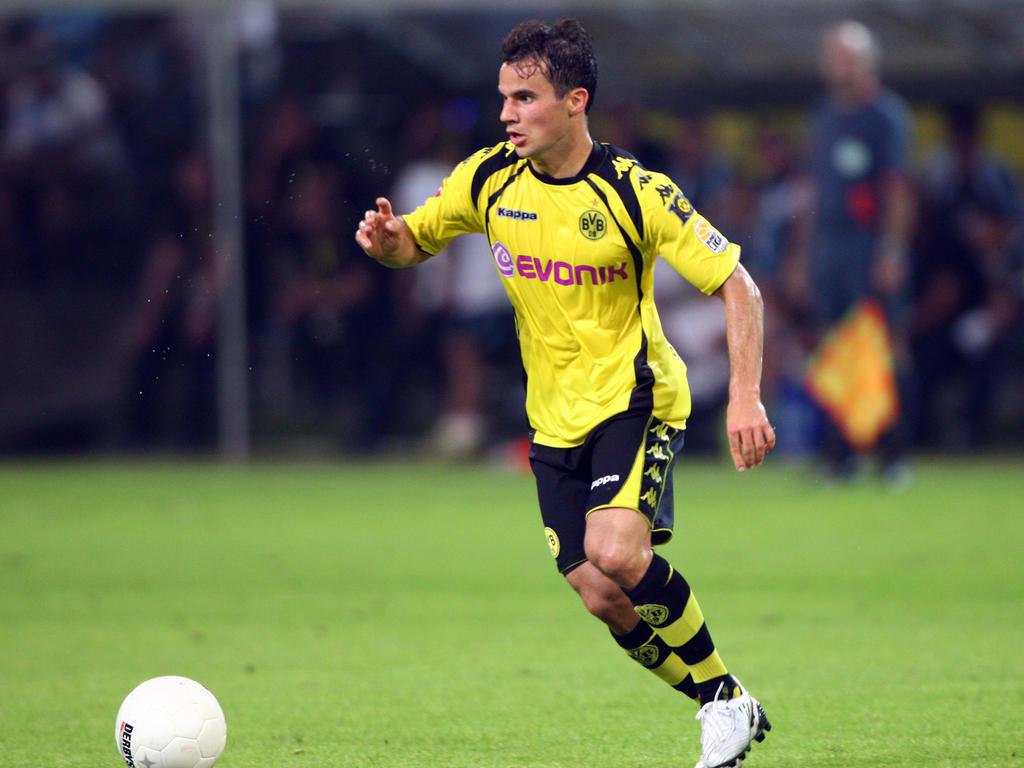 Támas Hajnal spielte von 2008 bis 2011 bei Borussia Dortmund