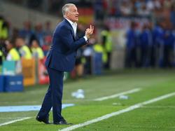Für Didier Deschamps sind Deutschland, Brasilien und Spanien favorisiert