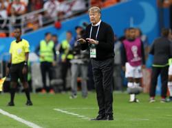 Dänemarks Trainer Age Hareide hofft noch auf ein Rückkehr von William Kvist