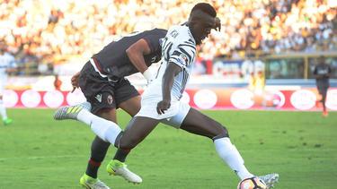 Moise Kean ist angeblich ein Thema bei Borussia Dortmund