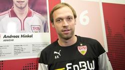 Übernimmt temporär den offenen Trainerposten beim VfBStuttgart: Andreas Hinkel