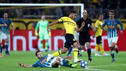 Hakimi está explotando en Dortmund durante estas semanas. (Foto: Getty)
