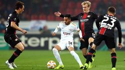Zúrich y Leverkusen psaron los dos en su grupo. (Foto: Getty)