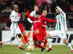 Potzmann gegen Spartak