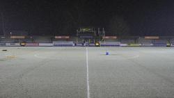 Starker Schneefall hatte in der 3. Liga zu zwei Spielabsagen geführt