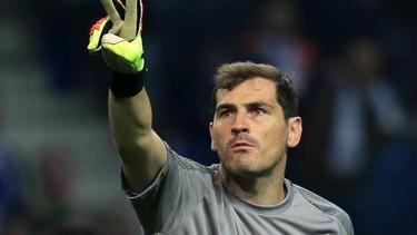 Hängt beim FC Porto noch ein Jahr dran: Torhüter Iker Casillas