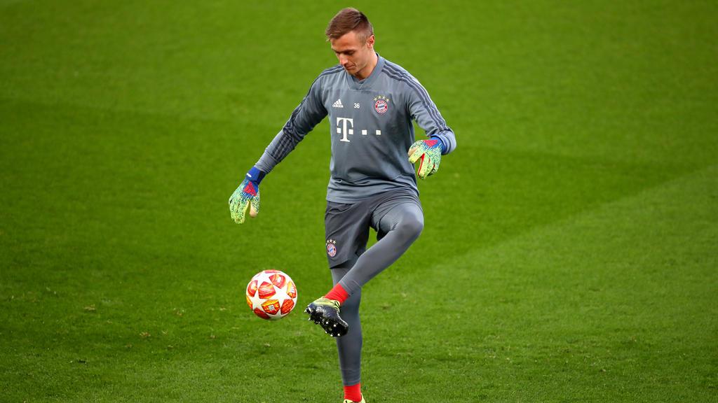 Christian Früchtl wurde beim FC Bayern ausgebildet