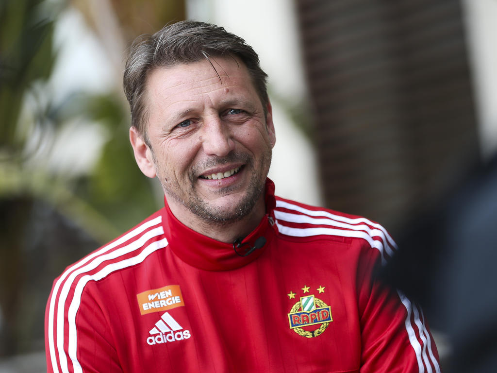 Zoki Barišić kehrt als Sportdirektor zum SK Rapid zurück, er folgt dem Schweizer Fredy Bickel nach