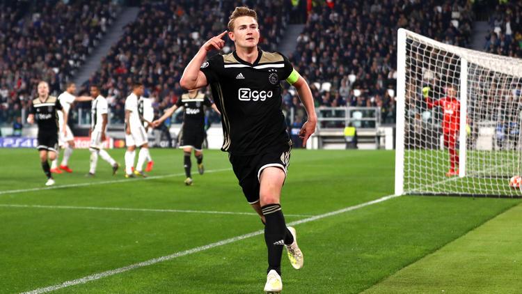 Matthijs de Ligt verstärkt Juventus Turin