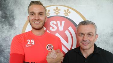 Jan Albrecht verlängert seinen Vertrag um ein Jahr