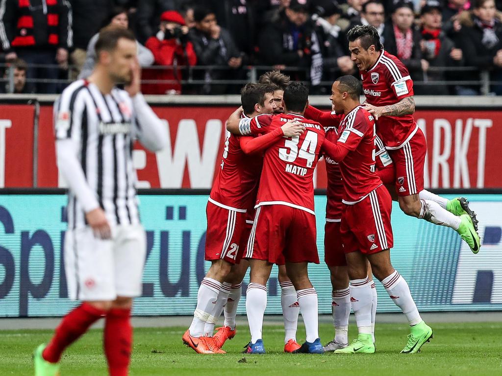 Eintracht Frankfurt Ingolstadt