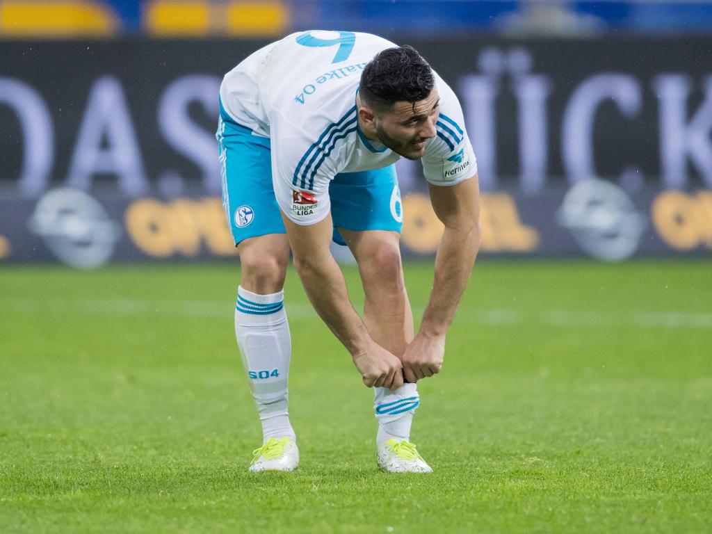 Sead Kolašinac könnte den FC Schalke im Sommer ablösefrei verlassen