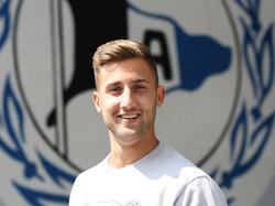 Andraž Šporar wechselt auf Leihbasis zu Arminia Bielefeld