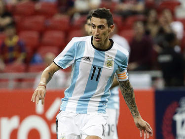 Di María no estará disponible para los compromisos internacionales. (Foto: Getty)