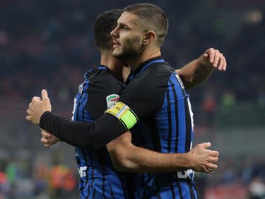 Aufatmen bei Inter