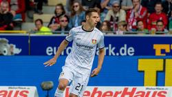 Dominik Kohr wechselt von Bayer Leverkusen zu Eintracht Frankfurt