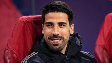 Ist seit 2015 bei Juventus Turin und hat einen Vertrag bis 2021: Sami Khedira