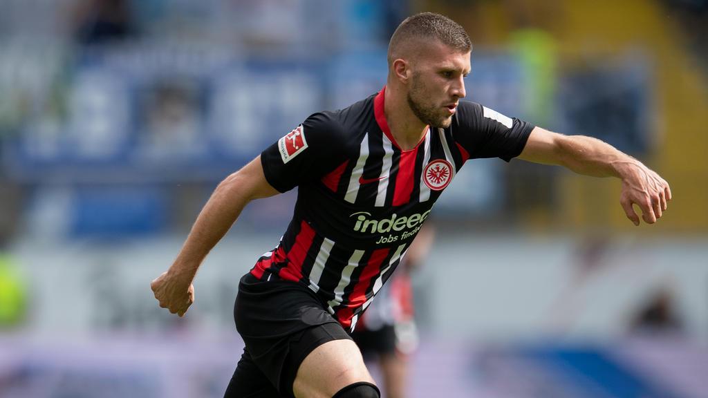 Ante Rebic bleibt in Frankfurt - Stand jetzt