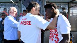 Kann nach Auffassung von Hasan Salihamidzic ein ganz Großer beim FCBayern werden: Alphonso Davies