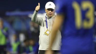 Yuriy Vernydub ist der Trainer der größten Außenseiters der CL-Saison