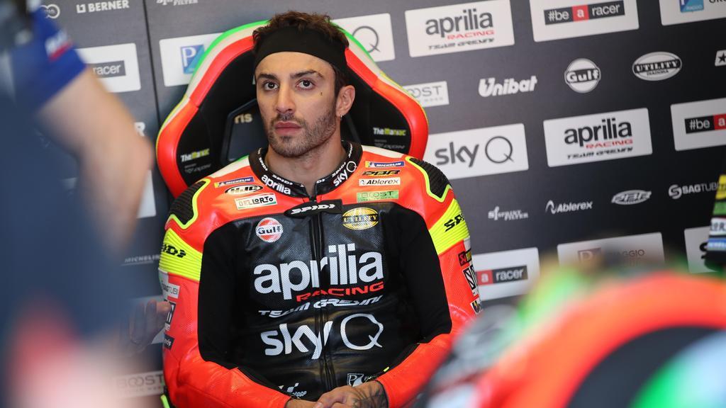 Wie geht es mit Andrea Iannone weiter?