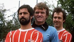 Gerd Müller, Sepp Maier und Franz Beckenbauer: Dieses Trio prägte den FC Bayern