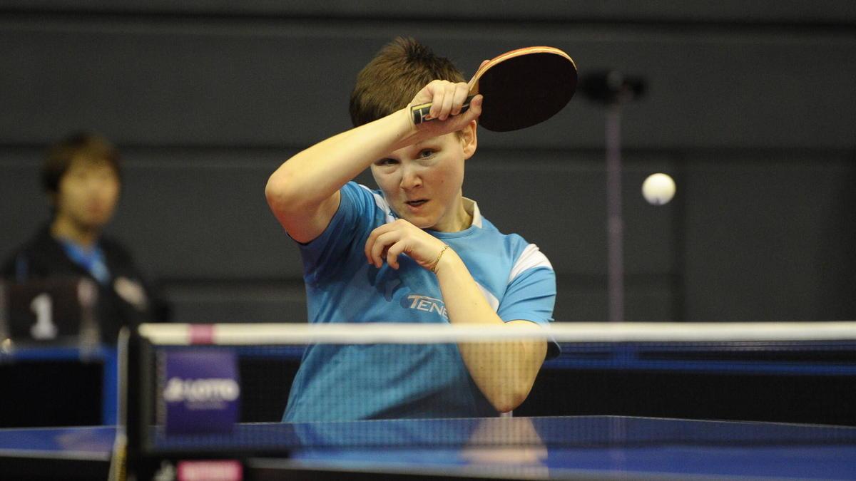 Der TTC Berlin eastside um Nina Mittelham ist vorzeitig Deutscher Tischtennis-Meister