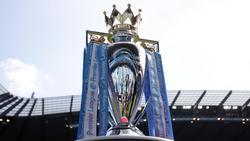 Auch in der Premier League soll der Ball bald wieder rollen